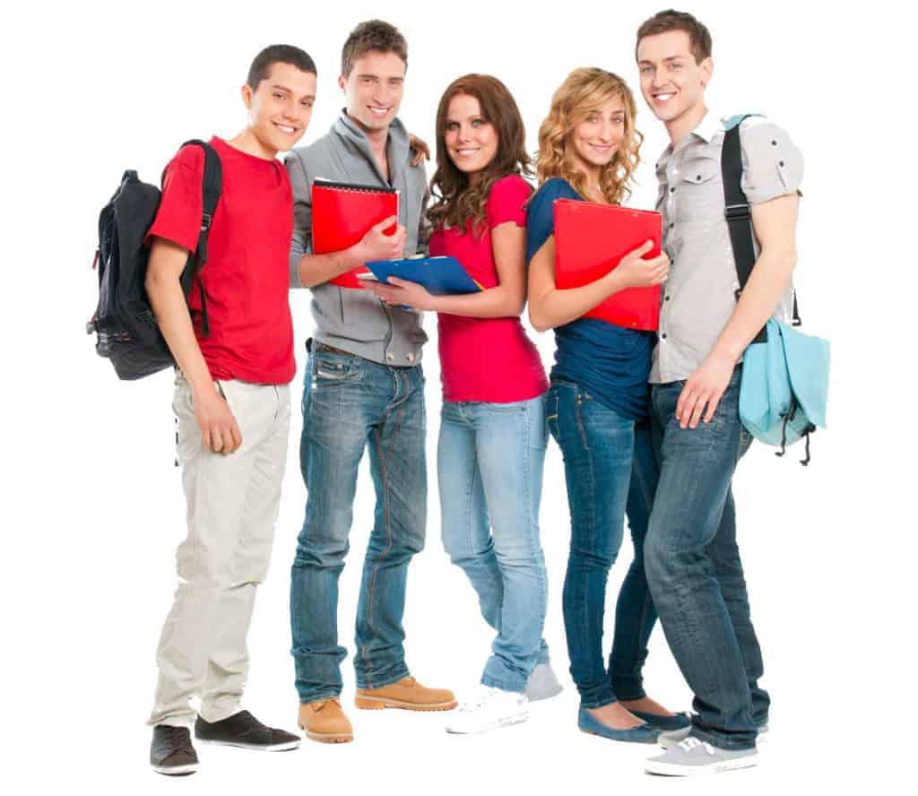etudiants e1560944745681 - Bilan orientation scolaire lycéen - Bac Technologique